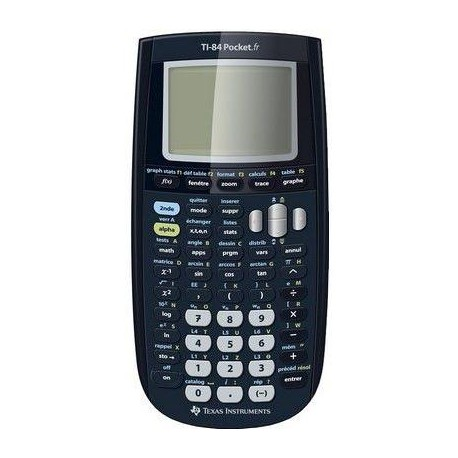 TEXAS Instruments TI-84