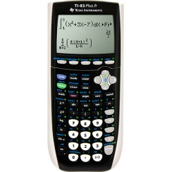 TEXAS INSTRUMENT Calculatrice graphique S TI83+ FR