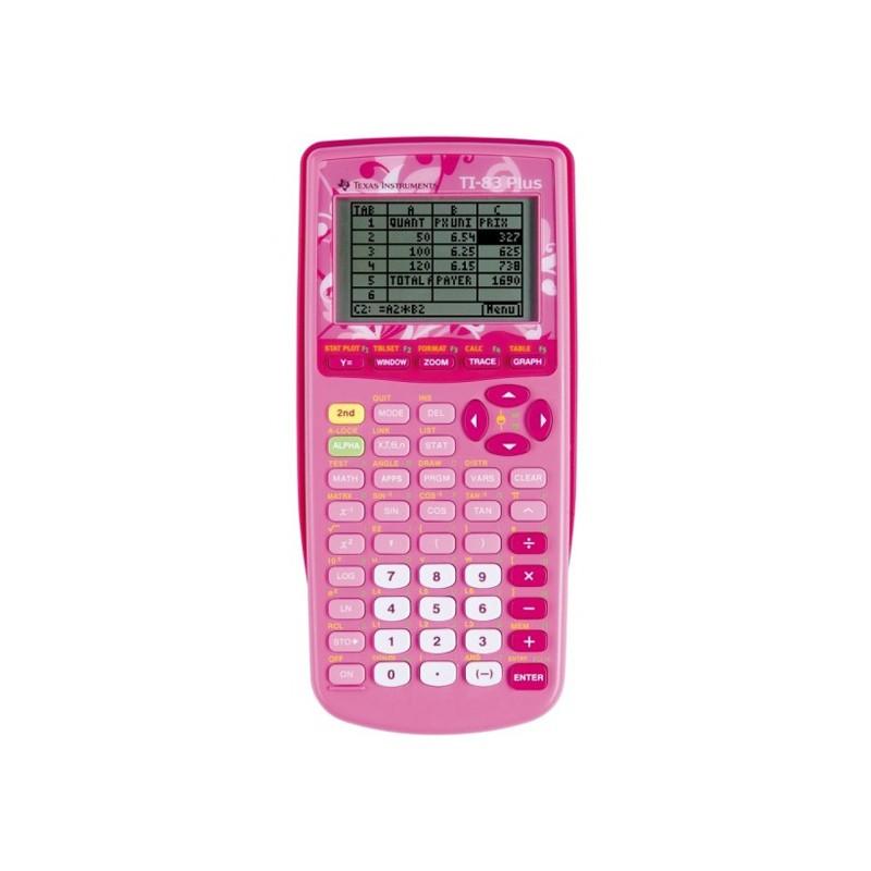 calculatrice graphique ti-83 plus
