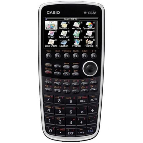 Casio FX-CG20 Calculatrice Graphique 21 chiffres