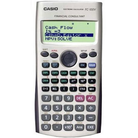 CASIO FC-100V Calculatrice financière