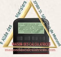 Maison des calculatrices